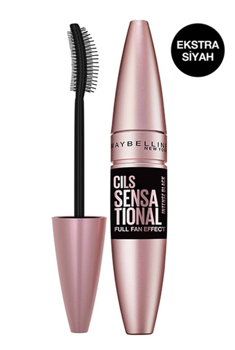 LASH SENSATIONAL INTENSE BLACK MASKARA
