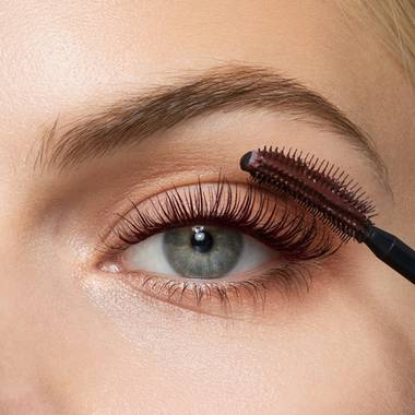 Lash Sensational Maskara - Burgundy Brown