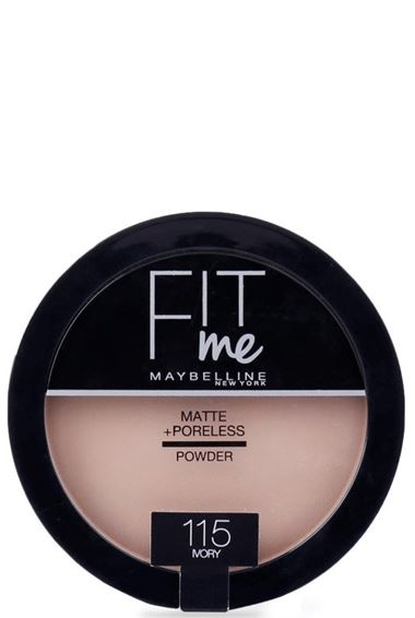 FIT ME MATTE + PORELESS PUDRA