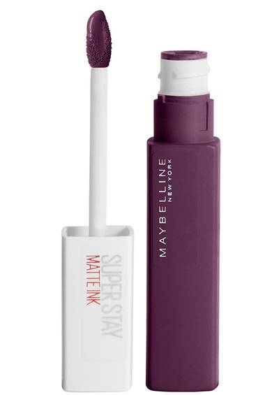 SUPER STAY MATTE INK CITY EDITION LİKİT MAT RUJ