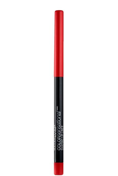 COLOR SENSATIONAL SHAPING LIP LINER DUDAK KALEMİ